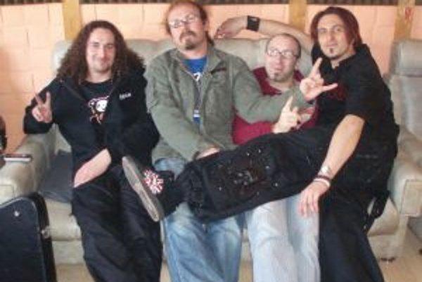 V novembri kapela oslávi neuveriteľných 20 rokov.