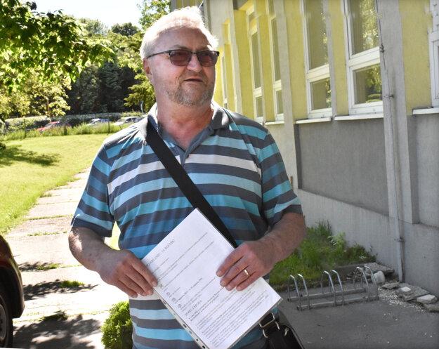 Majiteľ cestovnej kancelárie Elán Pavol Krausz.