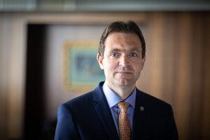 Viceguvernér NBS Ľudovít Ódor