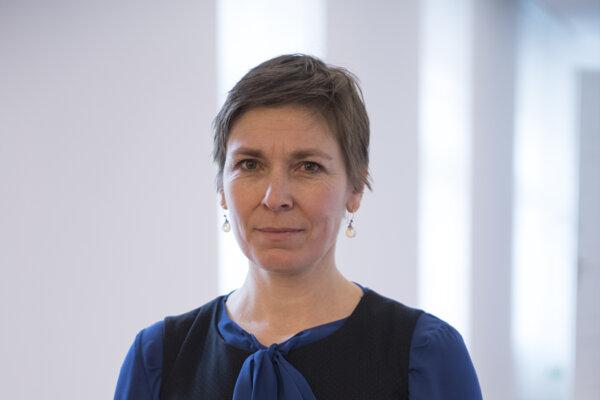 Eva Kováčechová.