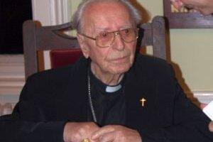 Kardinál Ján Chryzostom Korec.