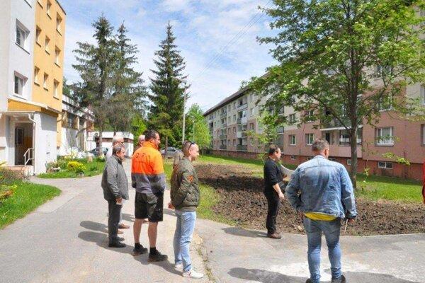 V Turčianskych Tepliciach dokončili rekonštrukciu rozvodov tepla na sídlisku Horné Rakovce.