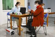 Očkovanie na Slovnesku