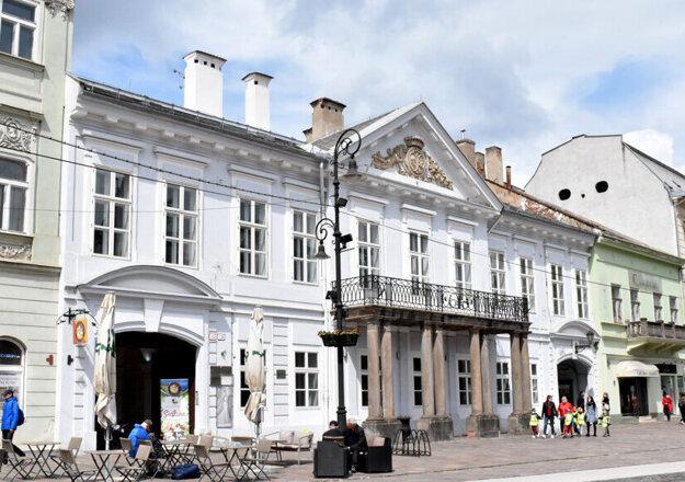 Bývalé sídlo Ústavného súdu už vlastní maďarské ministerstvo.