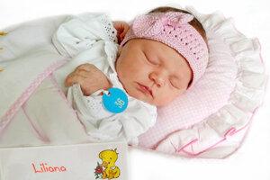 Liliana Hanková z Bánoviec nad Bebravou sa narodila 2. 6. 2021 v Bojniciach