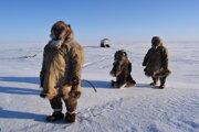 Na oblečenie do mrazov aj pod mínus 50 stupňov Celzia využívajú miestni sobie výrobky.