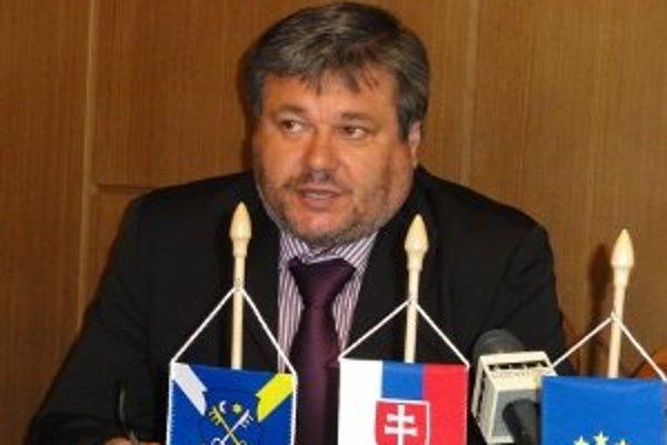 Novým prednostom na radnici v Zlatých Moravciach je od polovice mája Ľubomír Martinka.