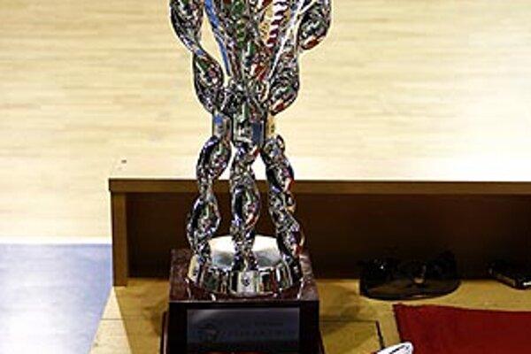 Pohár a bronzové medaily zostali v Nitre.