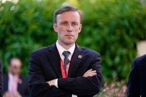 Poradca amerického prezidenta pre národnú bezpečnosť Jake Sullivan.