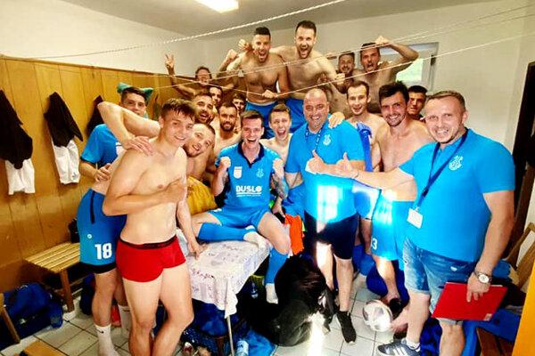 Futbalisti Šale vyhrali na jar aj druhý zápas vonku, tentoraz vo Veľkých Ludinciach.