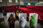 Voľby v Etiópii.