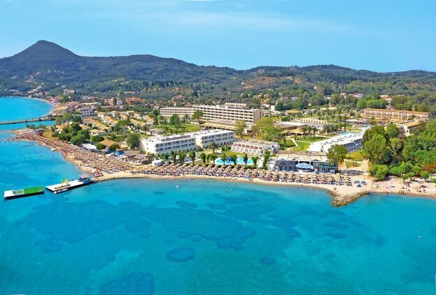 Messonghi Beach Holiday Resort 3*