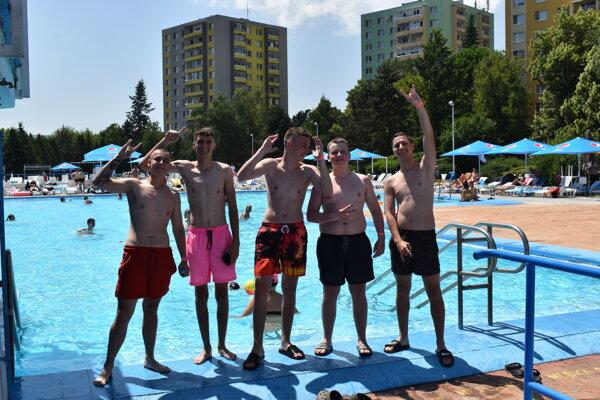 Prešovské kúpalisko na Sídlisku III otvorili v piatok.