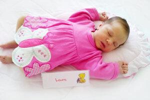 Laura Gamanová z Bojníc sa narodila 18. júna 2021 v Bojniciach