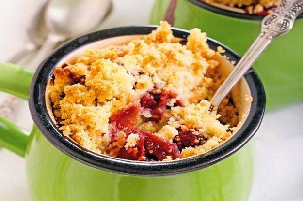 Recept na chrumkavý dezert získate, keď kliknete na obrázok.