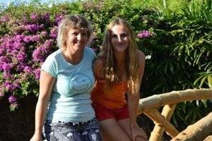 Ingrid (vľavo) mala s dcérou Adrianou veľmi pekný vzťah.