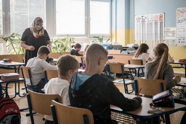 Na Slovensku ročne opakuje ročník viac ako 10-tisíc žiakov.