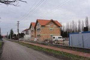 Nájomné byty v Diakovciach.