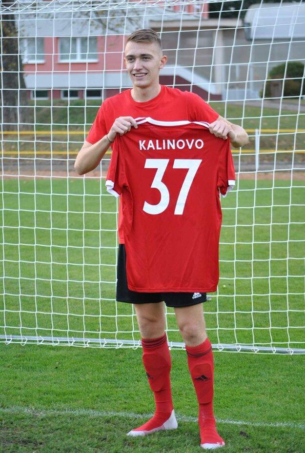 Ako aktívny futbalista je hráčom kalinovského Baníka