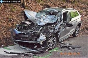 Príčiny nehody vyšetruje polícia.