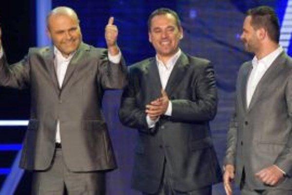 Speváci z La Gioie skončili na treťom mieste - vlastne ako najväčší slovenský talent.