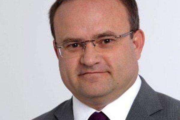 Minister práce a sociálnych vecí Jozef Mihál.