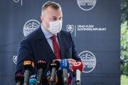 Milan Krajniak, minister práce, sociálnych vecí a rodiny.