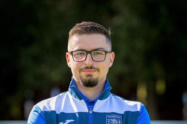 Matej Nosek, generálny manažér klubu.