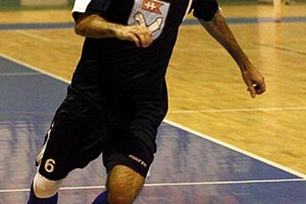 Jediný gól Nitry strelil Juraj Fuska.