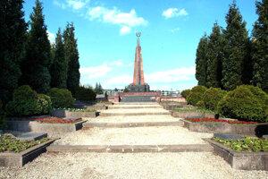 Ruský cintorín vo Zvolene. Archívne foto.