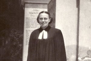 Prvá slovenská evanjelická farárka Eva Bancíková