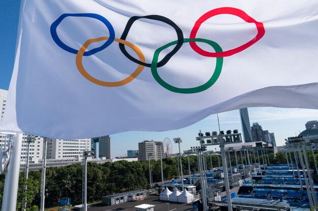Olympiáda v Tokiu 2020.