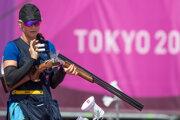 Danka Barteková na OH Tokio 2020 / 2021.
