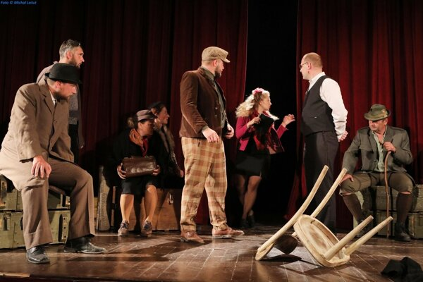 Časť celonárodného festivalu kresťanského divadla Gorazdov Močenok sa tento rok koná aj online.
