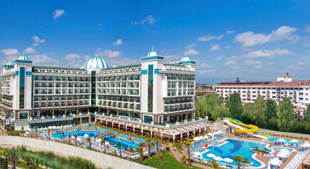 Luna Blanca Resort & Spa5*