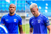 Keď Cleber a Franko hrali spolu, dali dokopy dvanásť zo sedemnástich gólov tímu v dvoch prípravných zápasoch! V stredu o 17.30 h sa s Nitrou predstavia v 1. kole Slovnaft Cupu v Bábe.
