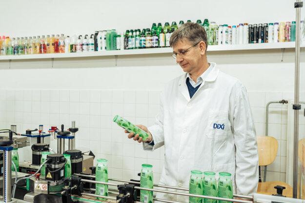 Majiteľ firmy Herba Drug Ivan Milý