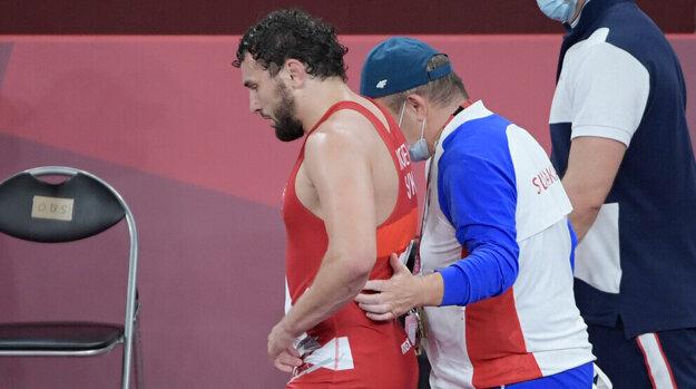 Boris Makojev nebude na OH v Tokiu bojovať o medaily.