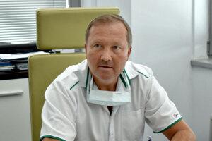 František Sabol sa chcel vrátiť do predstavenstva kardioústavu, ale komisia ho nevybrala.