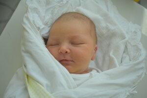 Stela Glázerrová (3180 g, 50 cm) sa narodila 9. júla Jane a Petrovi z Novej Dubnice.