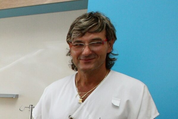 Chirurg Dalibor Panuška.