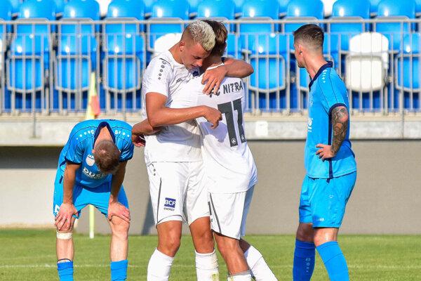 Nitrania získali tri body v derby so Šaľou.