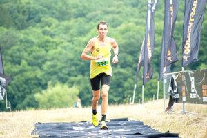 I keď nie je Martin Rusina špecialista na horské behy, nikto zo Slovenska mu nedokázal konkurovať.