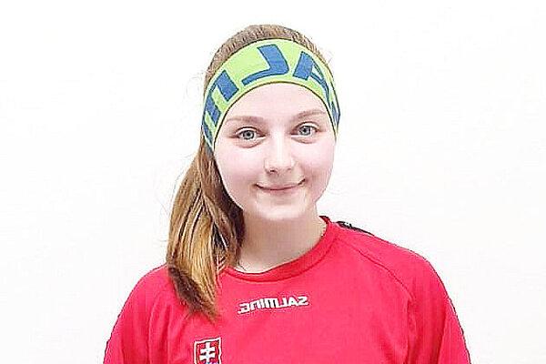 Veronika Dúbravská zažije na majstrovstvách sveta premiéru.