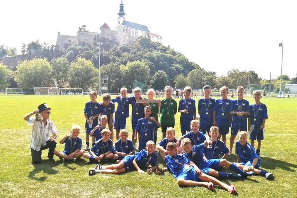 Piataci FC Nitra U11.