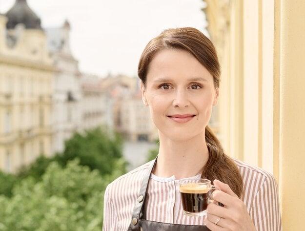 Pavla Marková, Nespresso Coffee Ambassador CZ & SK.