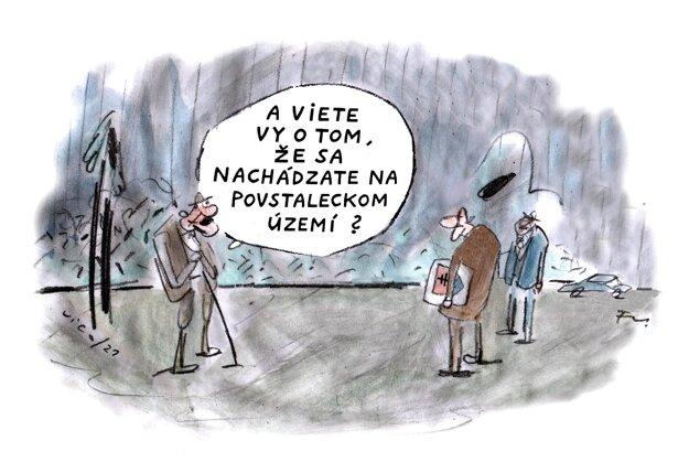 Karikatúra - 26.8.2021.