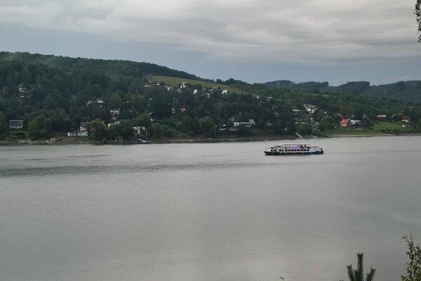 Telo mladej športovkyne spozorovali návštevníci lode Bohemia.