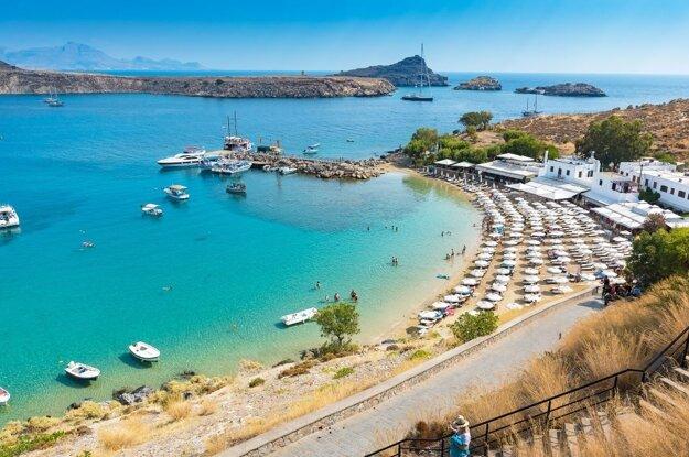 Rhodos, Grécko