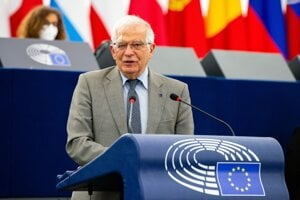 Šéf únijnej diplomacie Josep Borrell